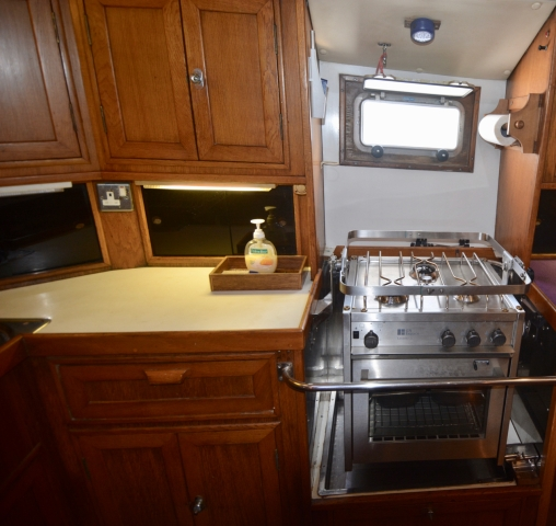 Galley cooker