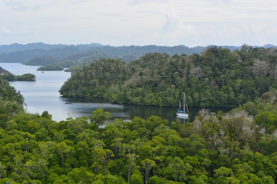 Pef Island, Raja Ampat